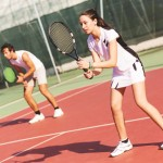 Lead tennis image