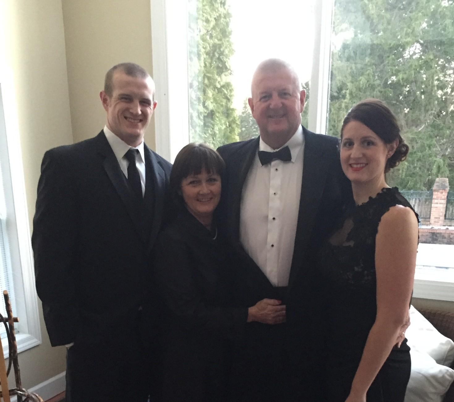 JTA family photo