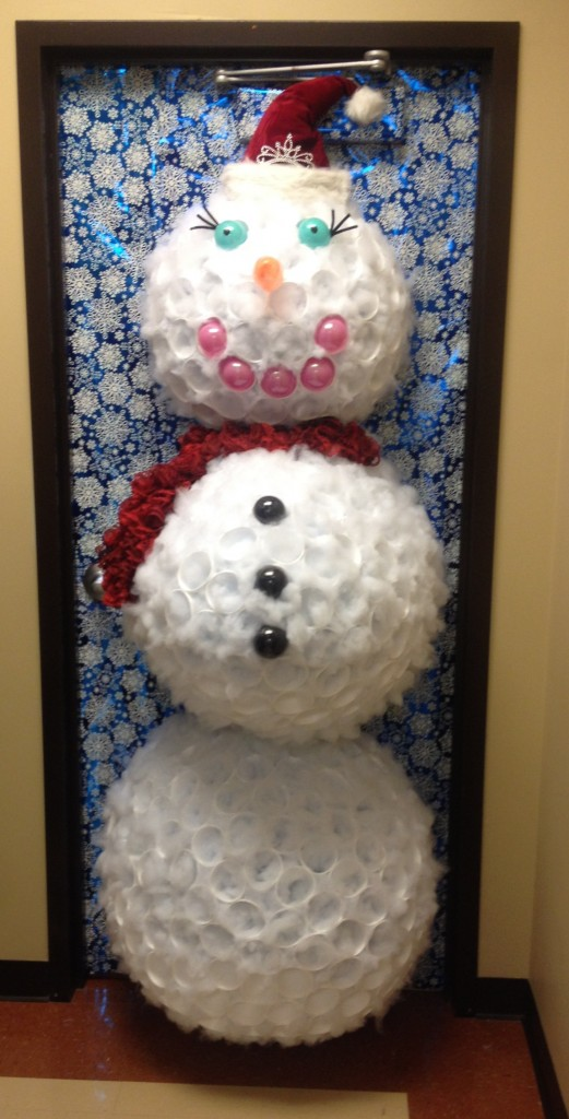 Christmas Door Decorating Contest Mid Tennessee Bone
