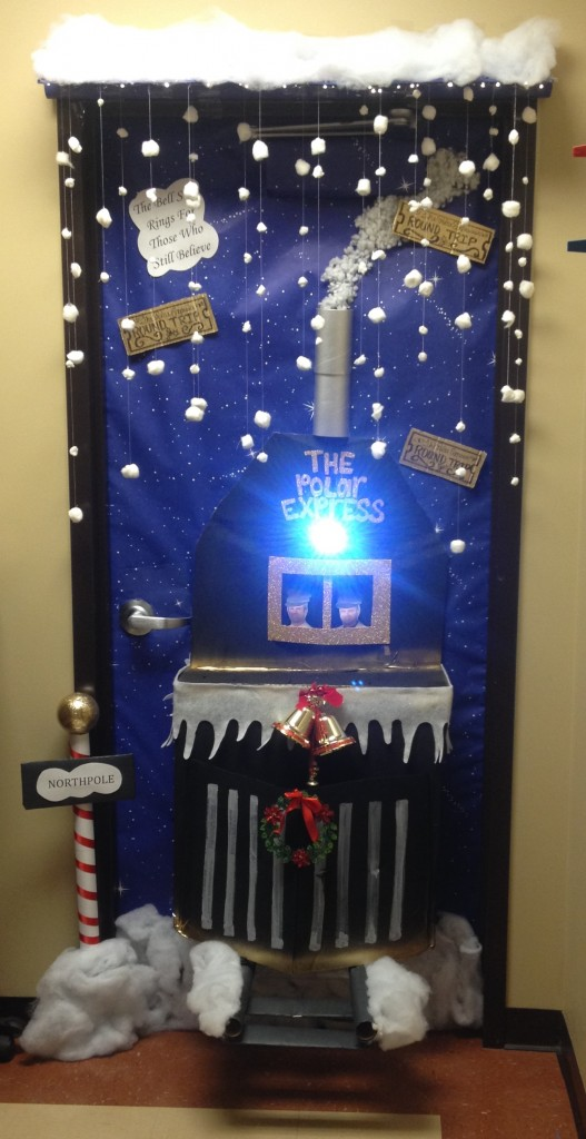 Christmas Door Decorating Contest! | Mid-Tennessee Bone & Joint Clinic