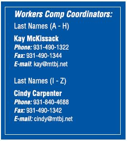 WC contact info